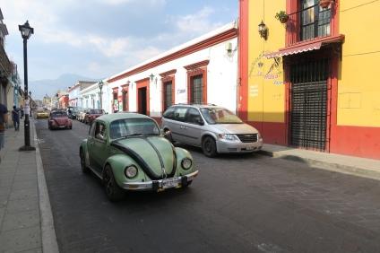 an VW-Käfer fehlt es hier auch nicht