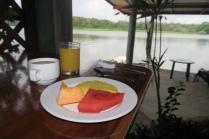 mit gutem Breakfast