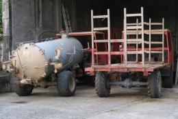 Güllewage und alle wichtigen Maschinen haben sie importiert