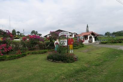 Willkommen in der kleinen Schweiz in Costa Rica