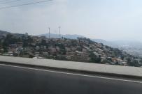 die Hütten und Häuse von Teciqualpa