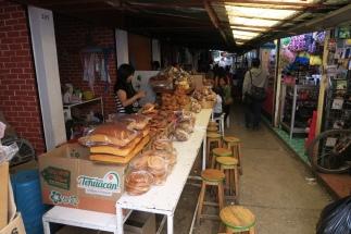 die mexikanische Bäckerei