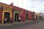 die farbigen Häuser