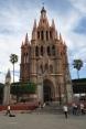 Kirche von San Miguel de Allende