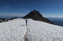 auf dem Weg zum Lassen Peak