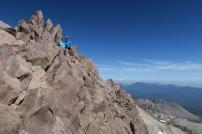 der Lassen Peak auf 3198 müM