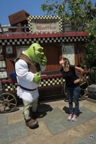 und Fiona findet sogar noch ihren Shrek