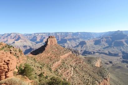 der Grand Canyon, der beliebteste und bekannteste Nationalpark der USA