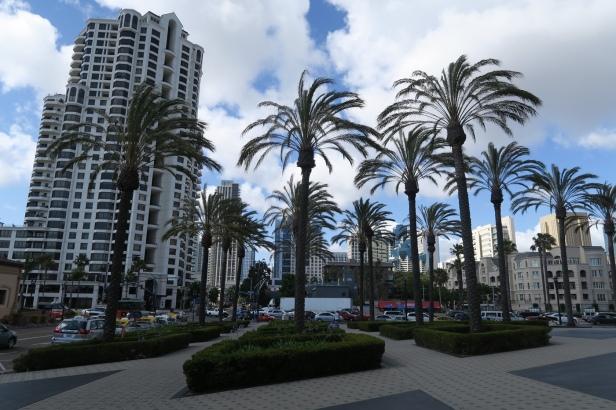 San Diego; eine schöne und ruhige Stadt