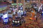 besuchten die riesigen Casinos