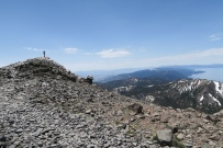 das Gipfelfoto