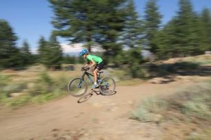 die Bike-Trails sind super und überall zu finden