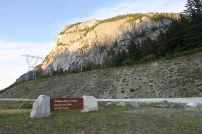 Der Chief, einer der grössten Granitfelsen der Welt