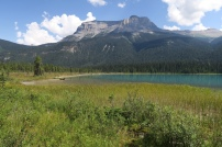 See im Yoho Nationalpark