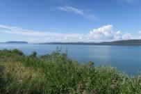 und winzige bis riesen grosse Seen