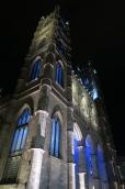 die Notre-Dame Basilica von Montreal