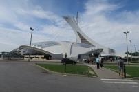 das Olympische Stadion