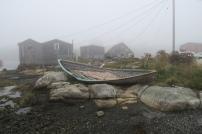 das Fischerdorf Peggys Cove