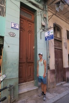 Das Casa Particular in Havanna