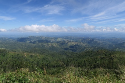 """Der Ausblick von """"La grand Piedra"""""""