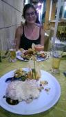Lieblingsrestaurant von Kuba haben wir in Santiago gefunden