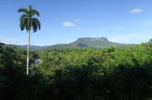 Der Berg Yunque, das Symbol von Baracoa