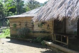Kubaner sind sehr ordentlich, die Hütte ist schön verziert