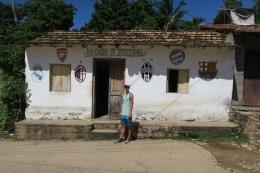 Die Kubaner sind Fussballfans vorallem Barcelona und Real Madrid mögen sie sehr