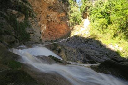 Kaskade Salto del Caburni
