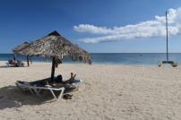 Playa Ancon in der Nähe von Trinidad