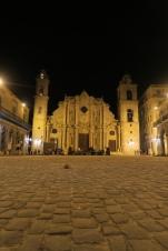 Havanna in der Nacht