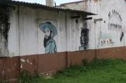 Fidel Gastro und Che Guevara sind allgegenwärtig