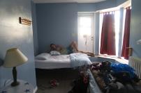 unser Hostelzimmer in Halifax